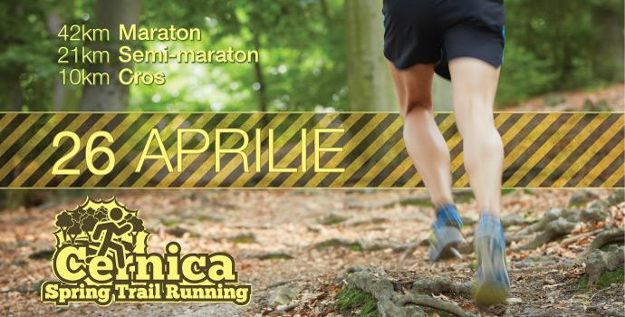 Cernica Spring Trail Running 2015