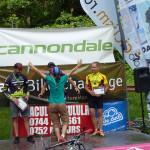 Podium Vidraru Bike MTB Challenge Fagaras