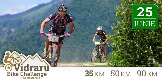 Vidraru Bike Challenge 2016